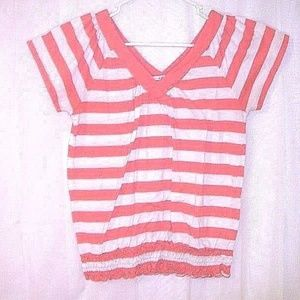 Made For Me To Look Amazing  Large Stripe Shirt